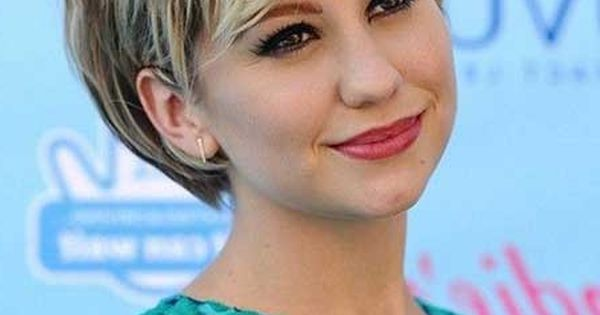 Short Haircuts For Round Face 2015 2016