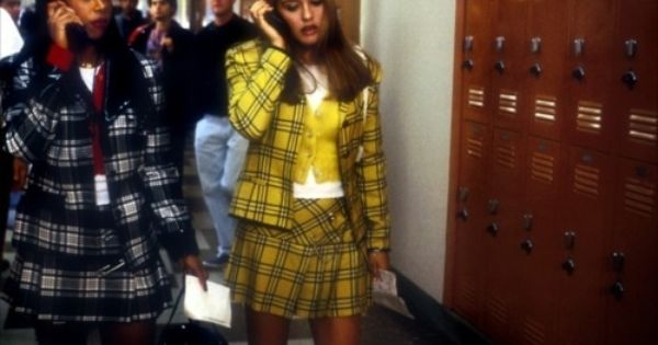 One of first and still favorite fashion icons: how-to channel Cher Horowitz's