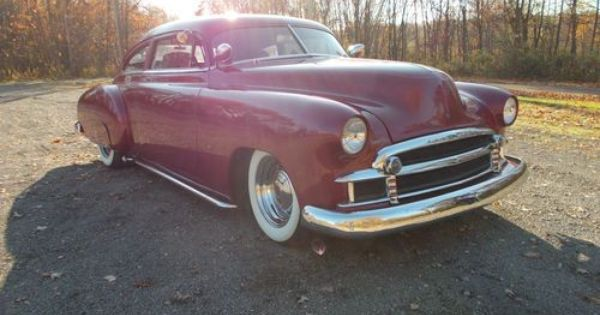 1950 Chevy Styleline Deluxe Custom Custom 1950 Chevrolet 210 Bel Air Fleetline Deluxe 2dr Sedan Nicely Chevy Chevrolet Classic Cars