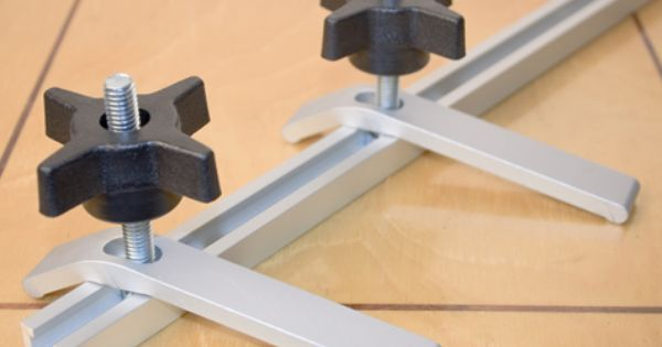 T Track Hold Downs Work Bench Pinterest Router Bits