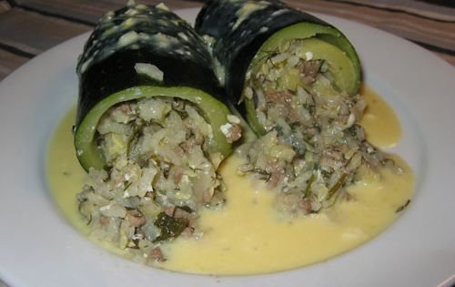 Sauces and Zucchini on Pinterest