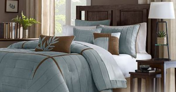 Madison Park Kirkwood 7 Pc Pintuck Comforter Set Kohls
