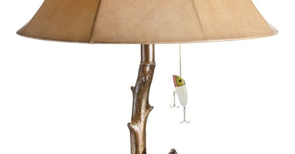 bass lamp bass pro shops dream lake house pinterest shops. Black Bedroom Furniture Sets. Home Design Ideas