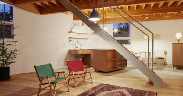 House In Keyaki By Snark Pinned By Www Modelina Architekci Com House Unusual Homes Open Space Living