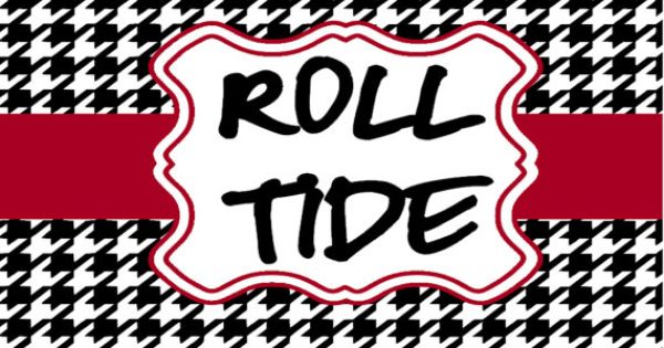 Roll Tide Doormat Calling All Alabama Fans Welcome Mat