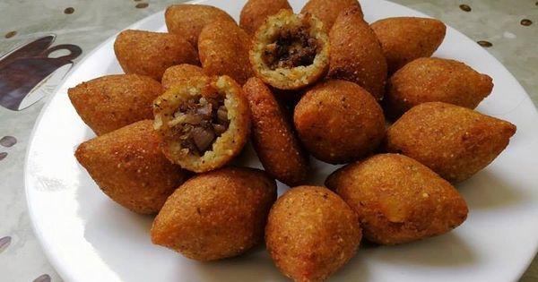 اطيب كبة بطاطا طعم فاخر على الاخر لا تفوتكم زاكي Lebanese Desserts Recipes Persian Food Ramadan Desserts