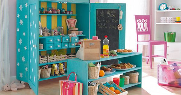 Untitled Play Shop Play Kitchen Toy Rooms