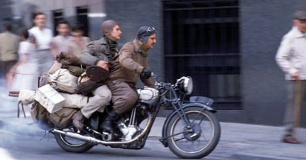 The Motorcycle Diaries In 2020