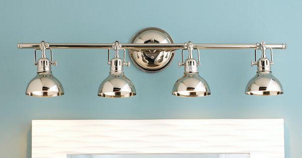 Pullman Bath Light: Pullman Bath Light - 4 Light