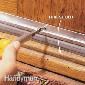 Installing Weather Stripping Door Sweeps With Images Door