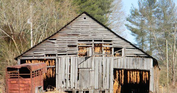 Tobacco barn mendota va washington county va for Tobacco barn house plans
