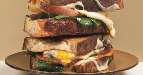 Grilled cheeses, Fried eggs and Grilled cheese sandwiches on Pinterest