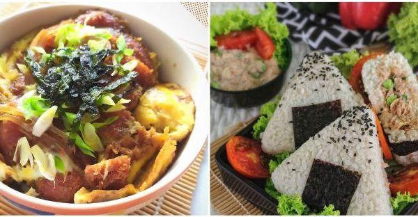 Sajian Makanan Ala Resto Bisa Dibuat Sendiri Lho Di 2020 Resep Makanan Resep Masakan Jepang Resep