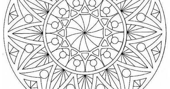 Mandalas And Worksheets