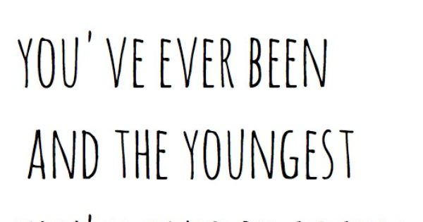 It's really true. Every day you think you are getting older but