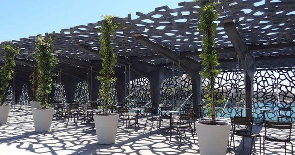 Terrasse mucem visite et interview de thomas gentilini architecte paysagiste interview for Architecte paysagiste marseille