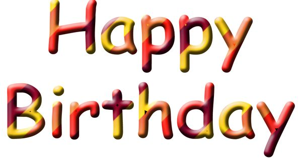 Happy Birthday | word art | Pinterest | Happy birthday ...