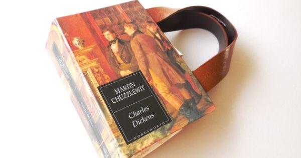 Book Purse  quot Martin Chuzzlewit quot    Book Purse  Martin O malley and