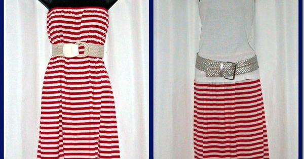 Easy Peezy summer dress and skirt to sew
