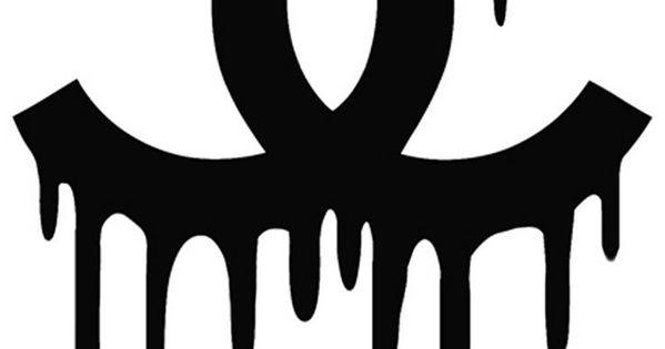 CHANEL dripping logo | • P R I N T A B L E S • T E M P L A ...
