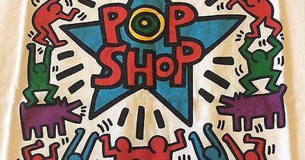 Keith Haring X UNIQLO SPRZ NY Graphic T-shirt Black US Size  MoMa New York KAWS