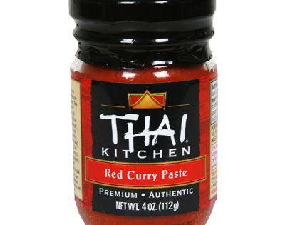 thai kitchen red curry paste - 12 jars (4 oz ea) - sounds