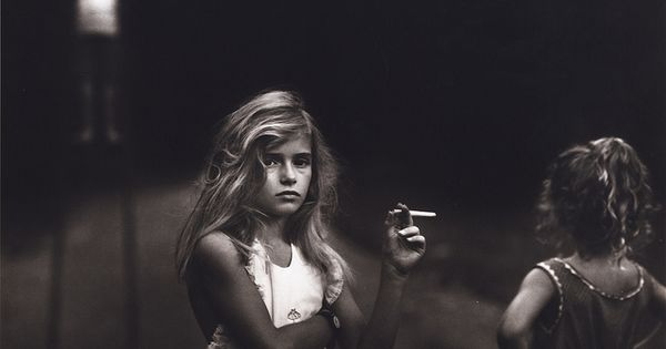 Candy Cigarette by Sally Mann | Candy cigarettes, Sally ...