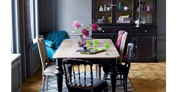 Tapis style berb re afaw la redoute interieurs la for Meuble danois montreal