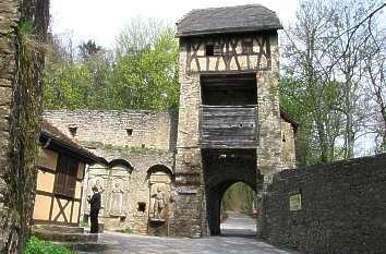 Quermania Burg Hornberg Baden Wurttemberg Ausflugsziele Und Sehenswurdigkeiten Ehemaliger Sitz Des Ritters Gotz Von Be Burg Deutschland Burgen Hornberg