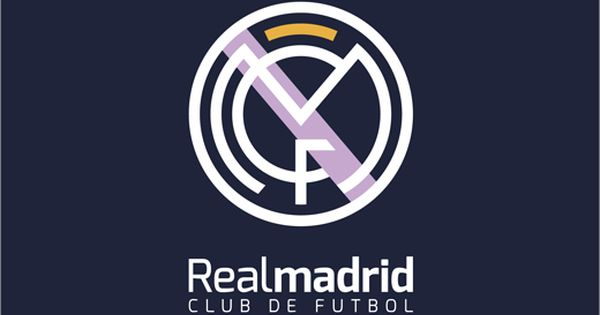Concept Rebrand For Real Madrid Football Club Logo Designer Real Madrid Football Club Madrid Football Club Real Madrid Football