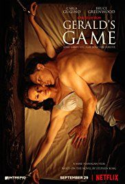 Gerald S Game 2017 Imdb I Really Enjoyed This One The Mind Is A Very Powerful Thing Gerald S Game Bruce Greenwood Full Movies Online Free
