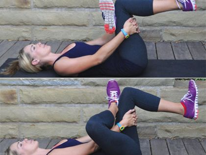 The Only 5 Stretches You Need