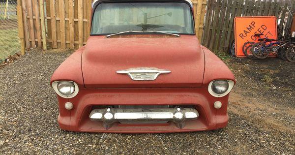 1956 Chevrolet Other Pickups Cameo In Ebay Motors Cars Amp Trucks Chevrolet Other Pickups Ebay Chevrolet Art Cars Car Amp