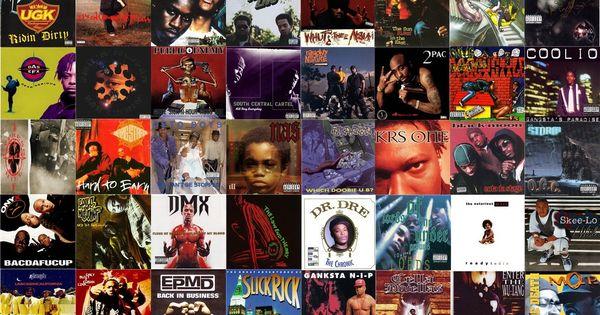 Hip Hop 80 S Amp 90 S Collage Dre Sports Amp Music