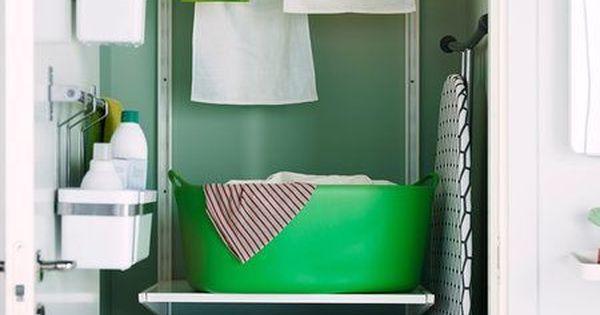 Ideas para un cuarto de lavado peque o pinteres - Cuarto lavadero pequeno ...