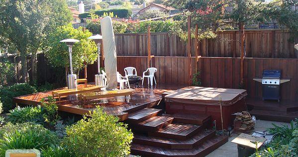 San Francisco Backyard Google Search Fantasy Backyard