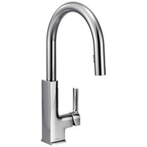 Ms72308 Sto Pull Out Spray Kitchen Faucet Chrome Kitchen