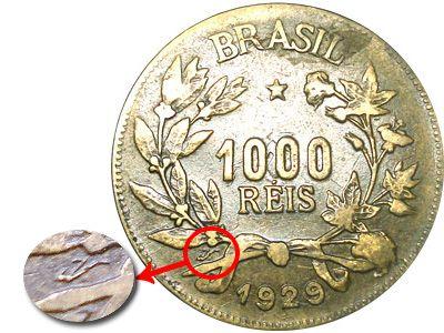Moedas Do Brasil Com Imagens Moedas Brasileiras Moedas Raras