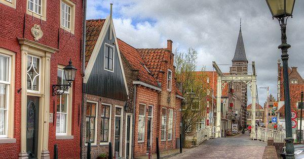 Edam; NW of Netherlands  edam  Pinterest  Nice, Vieille ville et ...