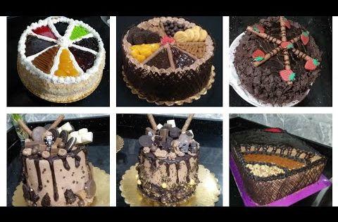 فن تزيين الكيك بشكل احترافي وسهل Youtube Food Desserts Breakfast
