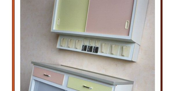 k chenschrank k chenbuffet h ngeschrank k che pastell 50er 60er rockabilly k chen pinterest. Black Bedroom Furniture Sets. Home Design Ideas
