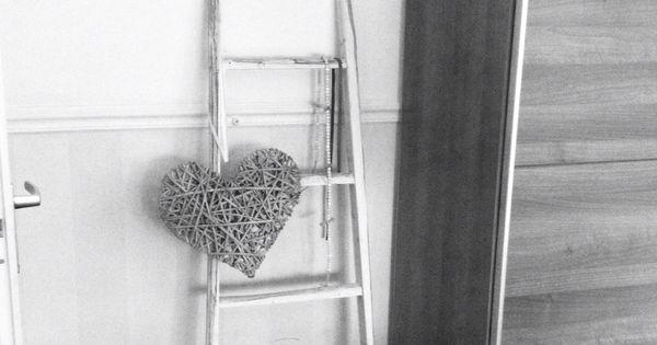 Houten trapje houten trapje pinterest decoratie - Keuken decoratie model ...