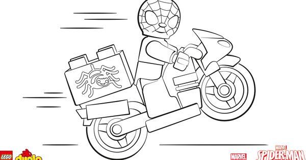 21 New Ausmalbilder Kostenlos Lego Marvel: Lego Spiderman Ausmalbilder 846 Malvorlage Lego