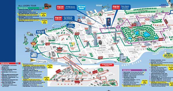 Autobus tur stico bien de turisteo pero podr a ser una buena – Tourist Nyc Map