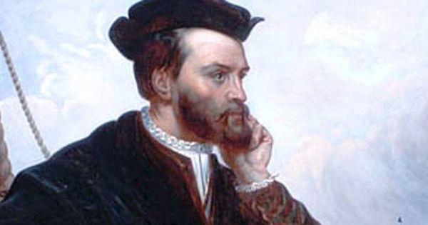 Cartier Jacques Vers 1491 1557 Jacques Cartier Personnages Et Saint Malo