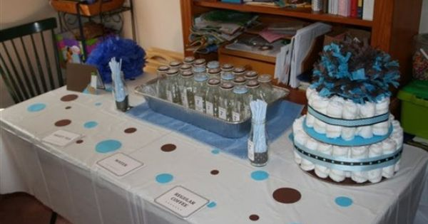Baby Shower Gift Ideas On A Budget : Baby shower ideas for boys on a budget second