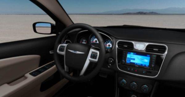 Chrysler 200 200 Convertible Ipad App An Introduction
