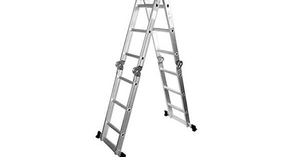 Top 10 Best Extension Ladders In 2020 Reviews Ladder Folding Ladder Aluminum