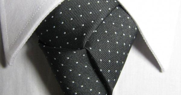 trinity krawattenknoten moderne krawatten mode der trinity krawatten knoten ist ein sehr. Black Bedroom Furniture Sets. Home Design Ideas