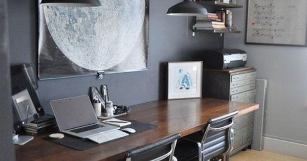 Sleek Office Space Artofgolf Com Decor Art Golf